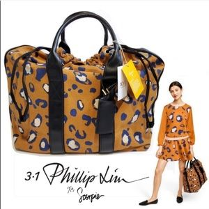 3.1 Phillip Lim for Target Leopard Bag
